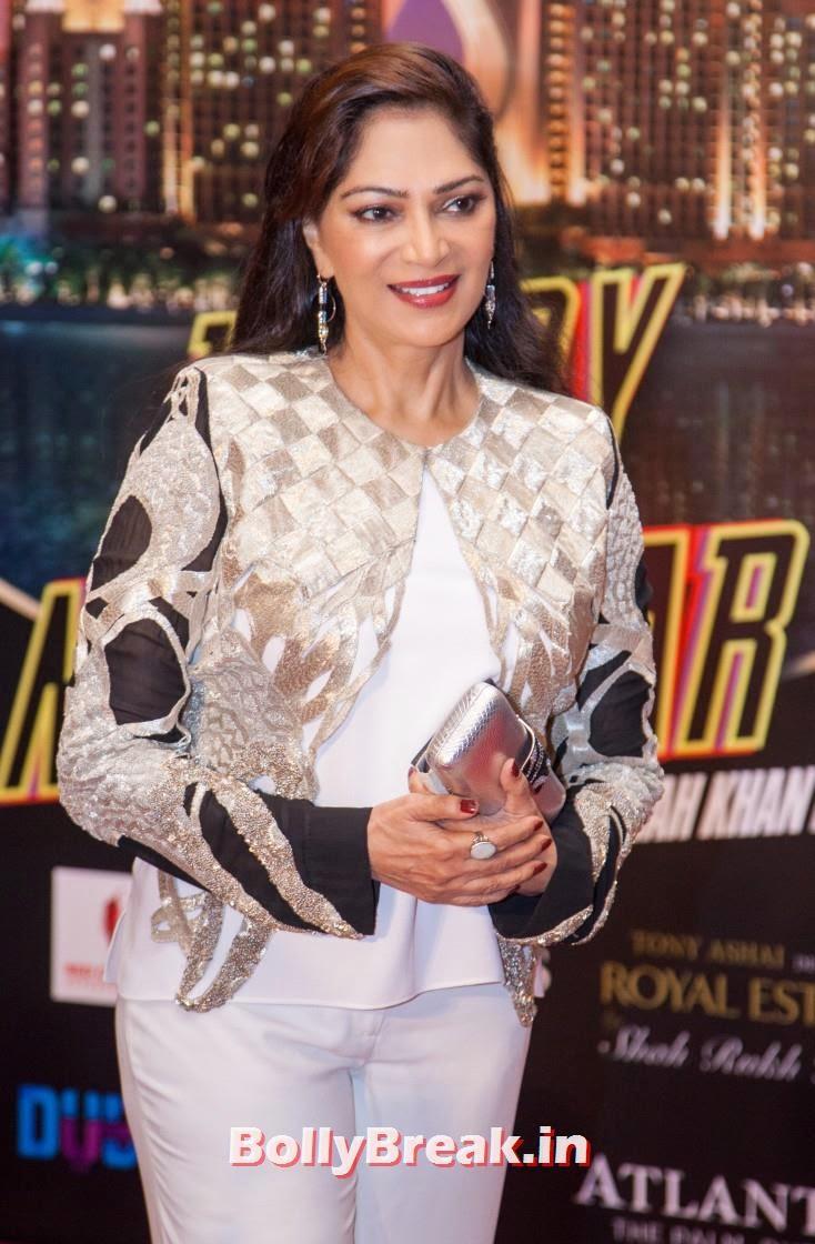 Simi Garewal, Happy new Year Dubai Premiere Photos