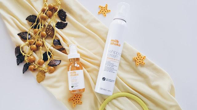 Milkshake Saç Bakım Ürünleri | Argan Yağlı Saç Serumu ve Saç Bakım Köpüğü