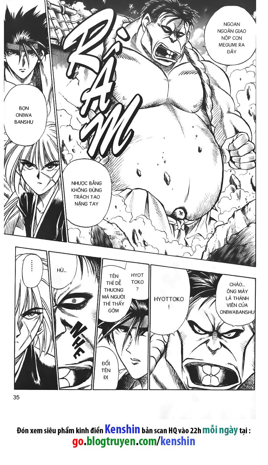 Rurouni Kenshin chap 17 trang 12