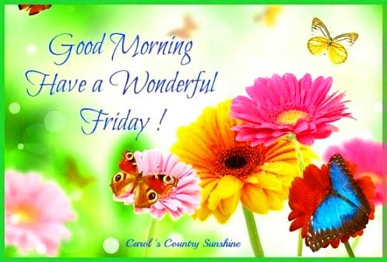 Happy Friday Morning Quotes