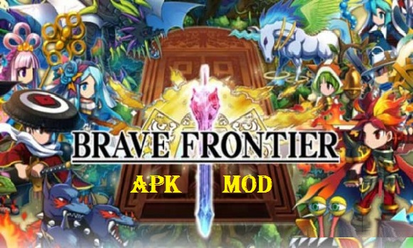 Download Brave Frontier Android Apk MEGA Mod Game