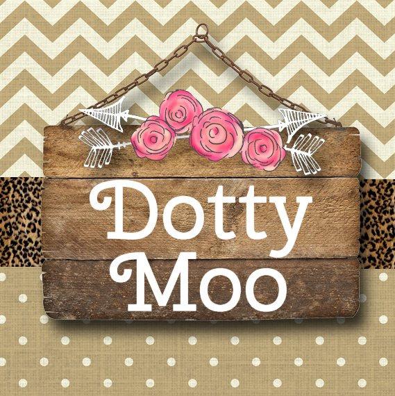 DottyMooShop logo