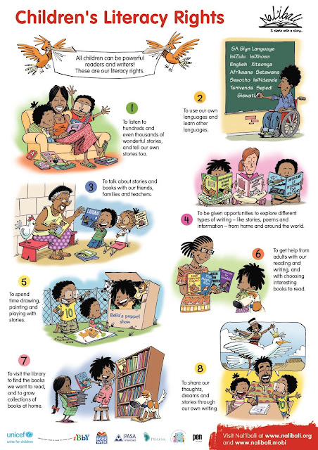 UNICEF-rights-of-the-child-literacy-south-africa