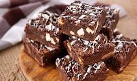 Resep Membuat Brownies Panggang Yang Enak Dan Lembut