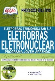 Baixar Apostila ELETROBRAS ELETRONUCLEAR 2018 PDF