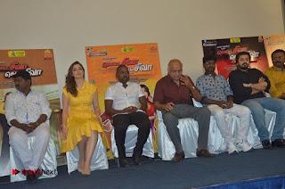 Raai Laxmi Raghava Lawrence Motta Siva Ketta Siva Press Meet Stills  0075.jpg