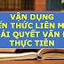 Kho tài liệu vận dụng kiến thức liên môn giải quyết vấn đề thực tiễn các môn học cấp THCS-THPT