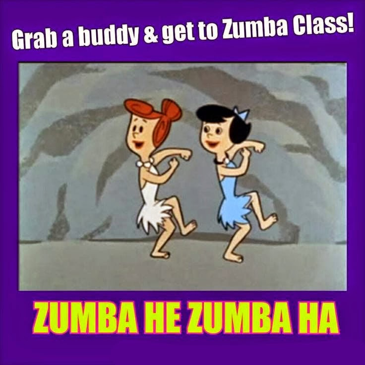 Grab A Buddy And Azumba Facebook Zumba Status