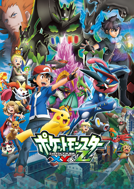 "Nowy sezon - ""Pokémon Seria: XYZ"""
