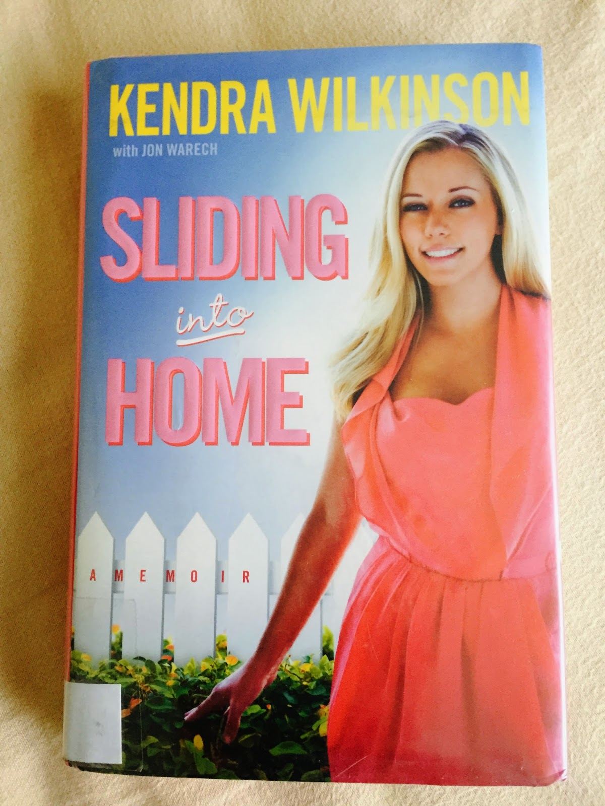 Sliding into Home | Kendra Wilkinson