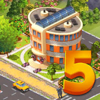 City Island 5 Unlimited (Money - Gold) MOD APK