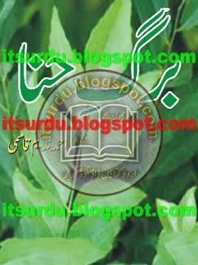 Barg e Hina By Ahmed Nadeem Qasmi