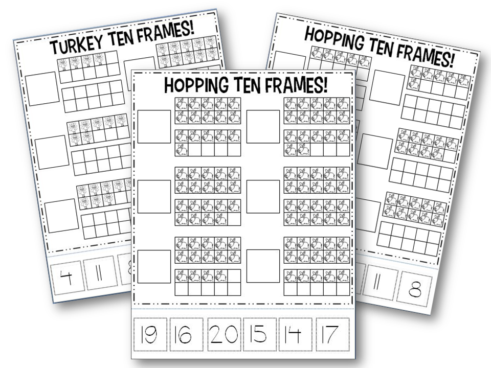 ten frames update rowdy in room 300. Black Bedroom Furniture Sets. Home Design Ideas