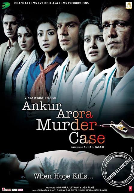 Ankur Arora Murder Case 2013 Hindi WEB HDRip 480p 350Mb