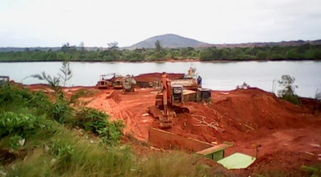 Intruksi Kapolda Kepri Isapan Jempol, Pulau Koyang Terus Digoyang, SamuderaKepri
