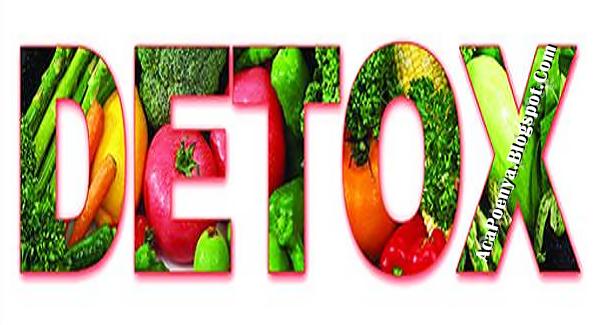 Manfaat Detox Untuk Kesehatan