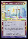 My Little Pony The Equestria Games The Crystal Games CCG Card