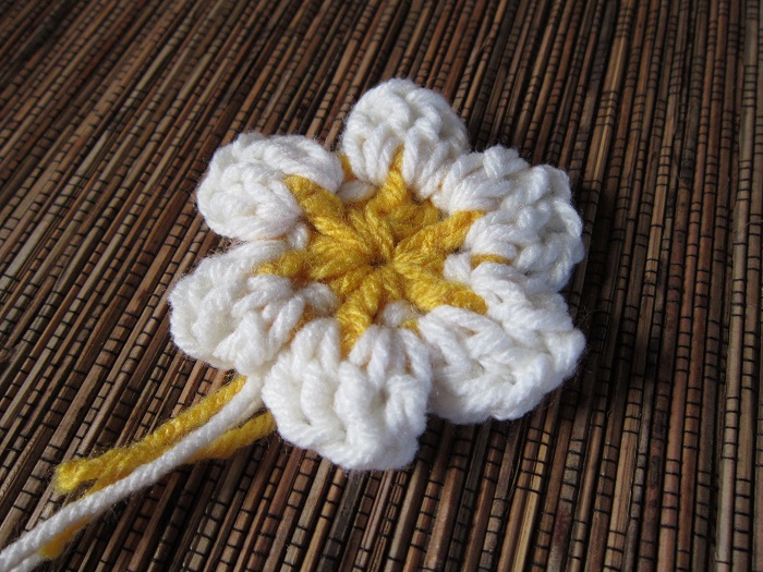 crochet, free pattern, flowers