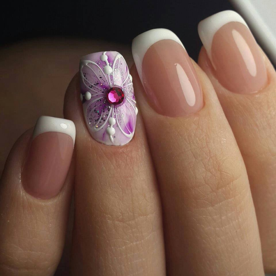Floral Nail Art Designs Epic Spring Break