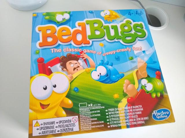 Szalone insekty w natarciu - Bed Bugs od Hasbro