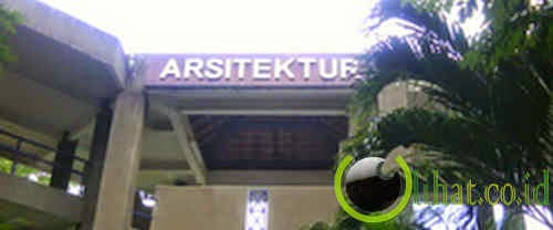 Gedung Arstitektur Lama