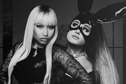 Lyrics and Video Side To Side feat. Nicki Minaj - Ariana Grande