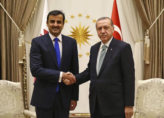 Bela Turki Hadapi Amerika, Qatar Investasi Langsung Senilai $15 Miliar