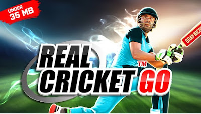 Real Cricket GO Mod Apk for Android (Unlimited Features) Unlocked All Free Download