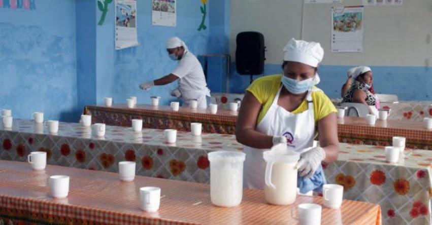 MIDIS - Qali Warma intercambia experiencia en el servicio alimentario con los Comités de Alimentación Escolar de Maynas - www.qaliwarma.gob.pe