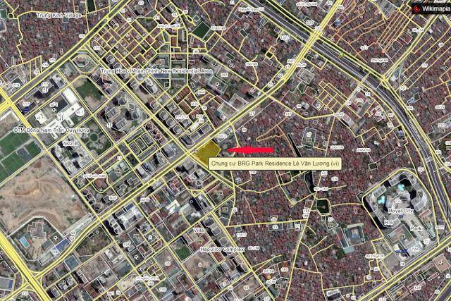 BRG Park Residence Lê Văn Lương
