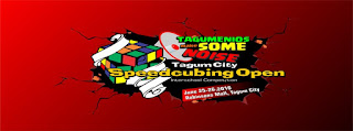 Tagum City Speedcubing Open
