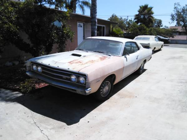 1969 Ford Torino 390 GT Coupe