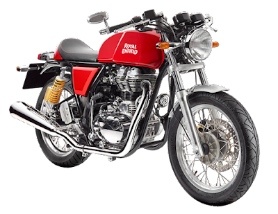 Royal Enfield Continental GT ABS motor cycle