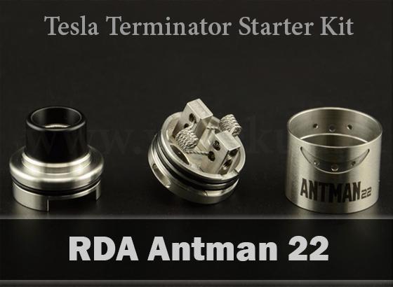 Tesla Terminator Starter Kit RDA