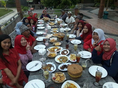 Kuliner Rembang - Rumah Makan Praukuno Rembang