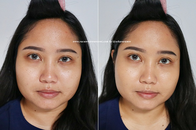 Bareface VS With Foundation