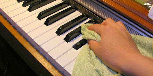 Cách chăm sóc và bảo quản đàn piano gỗ