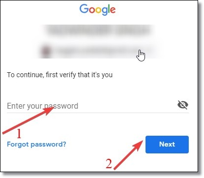 Re-enter-your-password