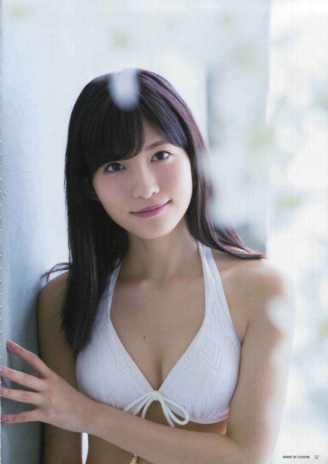 Taniguchi Megu 谷口めぐ, Gravure The Television Vol.48 (G(グラビア)ザテレビジョン) Vol.84)