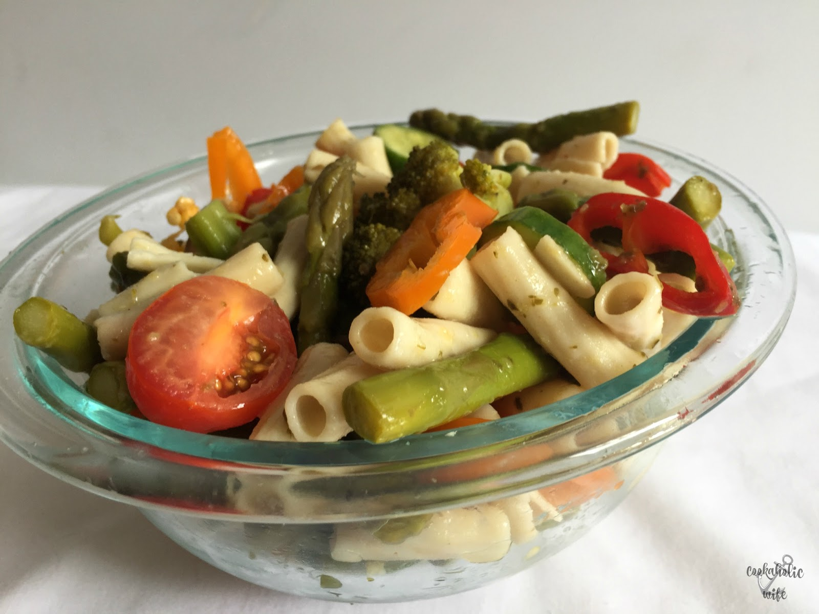 Cookaholic Wife: Summertime Pasta Salad