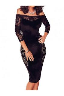 Rochie Eleganta Black Passion
