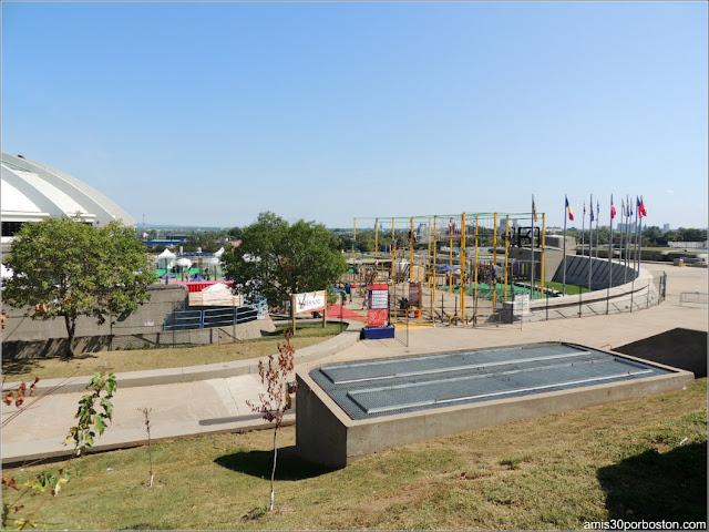 Principales Atracciones Turísticas en Montreal: Parque Olímpico