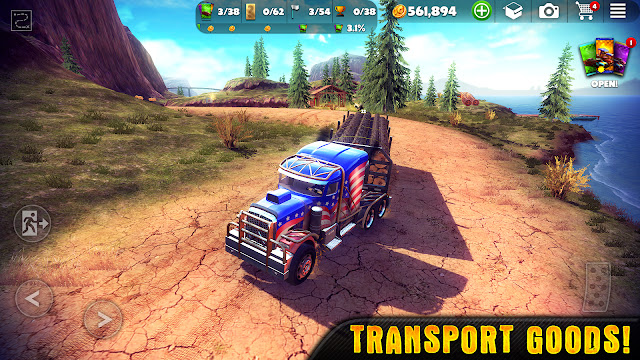 Off The Road - OTR Open World Driving v1.2.8 MOD UPDATE