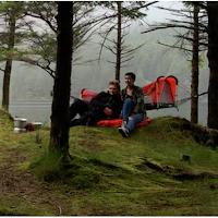 La tente Crua Hybride peut également s'installer comme un hamac