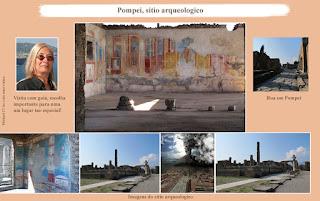 Guia de Turismo: visite Pompei com guia de turismo em Portugues