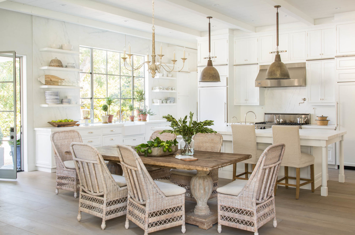 A Californian Home Decorated in Elegant Neutrals