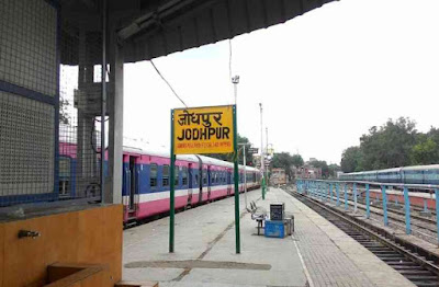 Jodhpur emerged as the cleanest Railway station in India - Survey