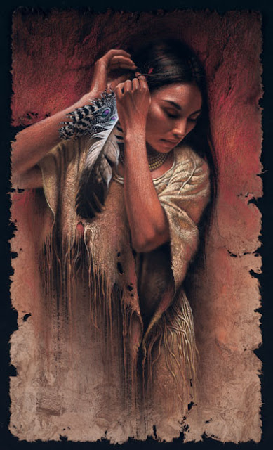 Native American Paintings | Lee Bogle
