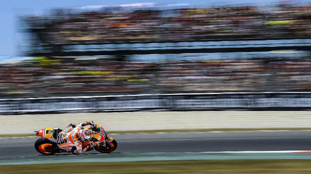 Marc Marquez: Vinales Mempunyai Kecepatan, Rossi Punya Pengalaman
