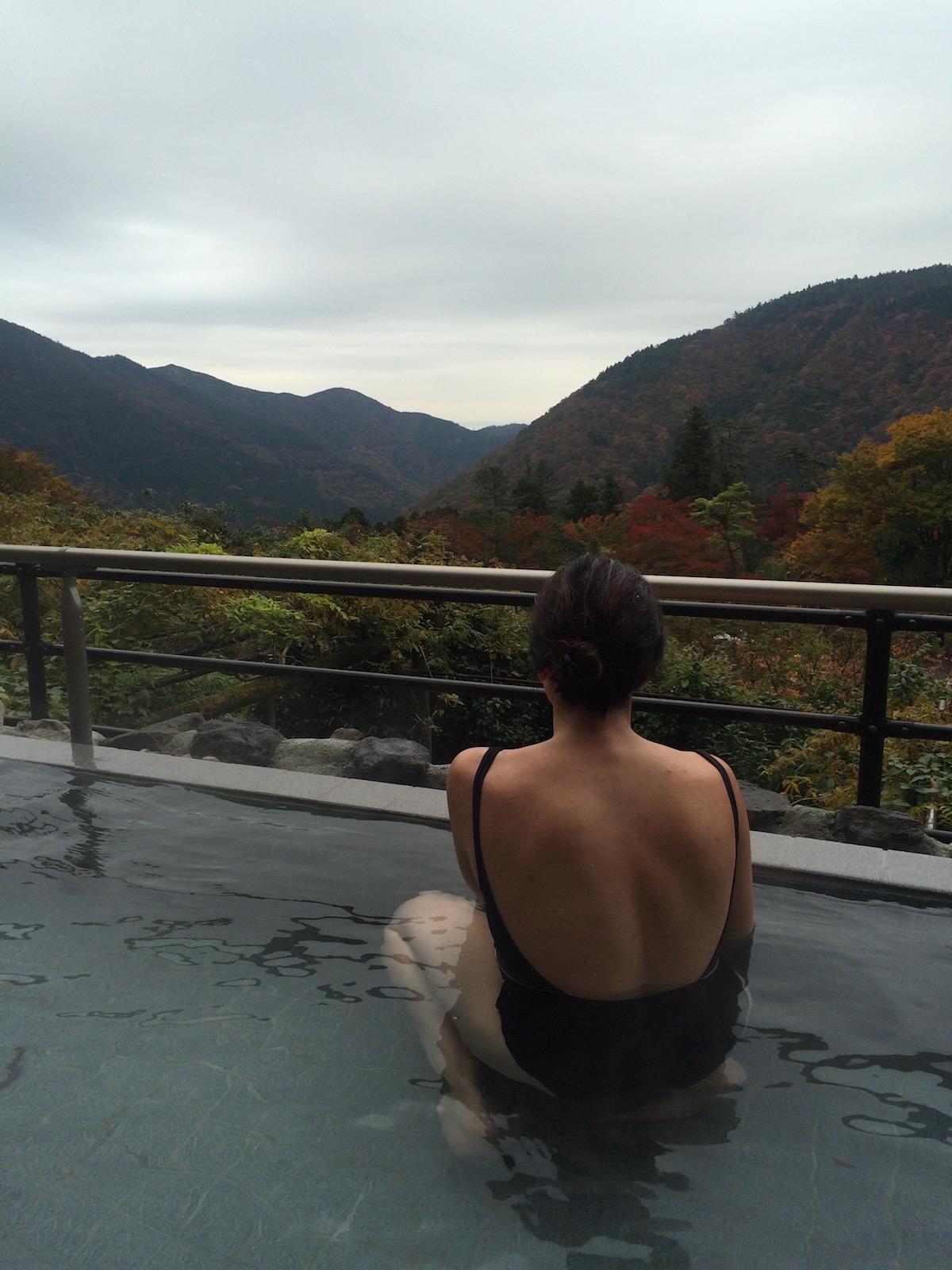 Tokyo Travel Guide  Onsen Yunessun Onsen Hakone Japan